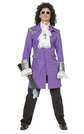 prince rockstjerne kostume prine kostume til voksne prince the sign kostume rockstjerne udklædning 80er kostume 80er udklædning