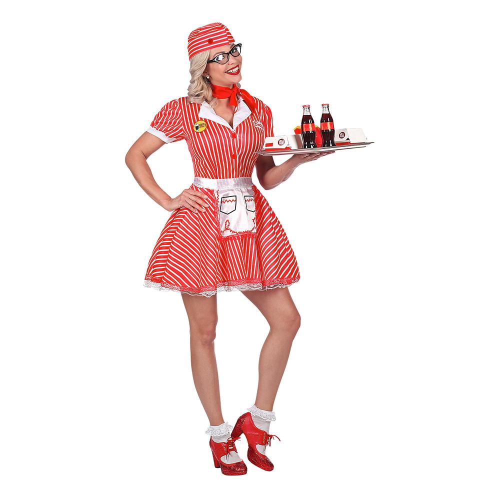 servetrice 1950erne pinup kostume dinner kostume hollywood kostume amerikansk kostume