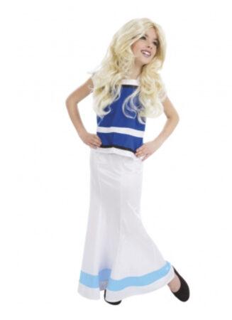 lillefix børnekostume asterix kostume til piger