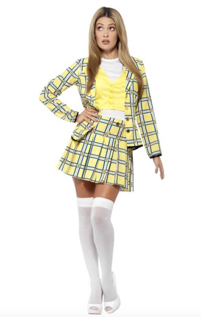 Cher clueless kostume til voksne 650x1024 - Clueless kostume til voksne