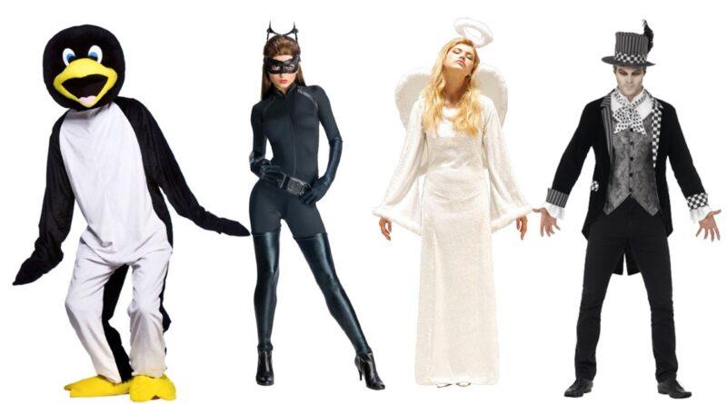 black white kostume til voksne sort hvid dekoration til temafest