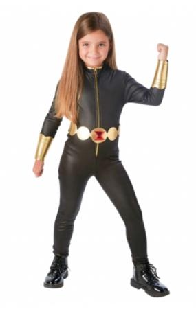 black widow kostume til børn black widow kostume til piger avengers kostume til piger