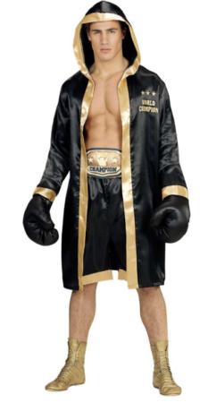 bokser verdensmester kostume boksebælte kostume boksebælte udklædning