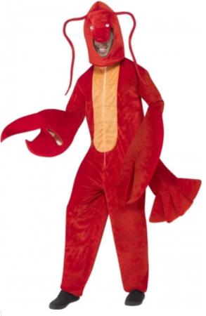 farlig hummer kostume