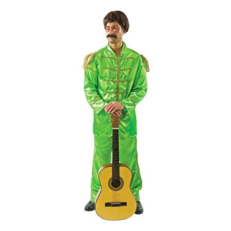 grønt the beatles kostume til voksne 450x450 - Beatles kostume til voksne