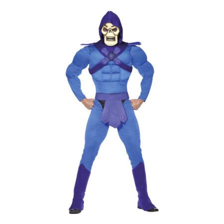 he-man kostume 1980erne kostume 80er kostume skurk kostume ha-man universe skelector kostume til voksne