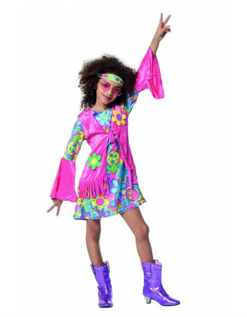 hippie børnekostume 798x1024 - Hippie kostume til børn