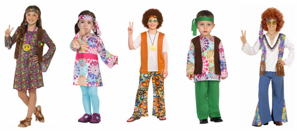 hippie kostume til børn 1024x451 - Hippie kostume til børn