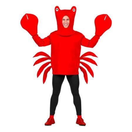 krabbe kostume til voksne
