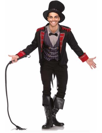 løvetæmmer kostume til voksne løvetæmmer kostume til mænd cirkus kostume til mænd