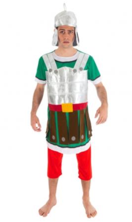 romersk soldat asterix kostume til voksne