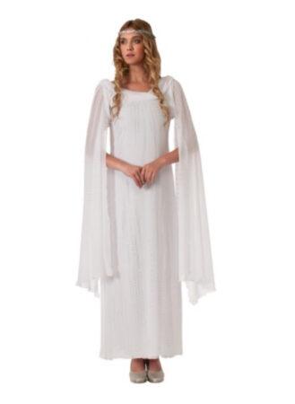 Galandriel hobbit kostume til kvinder ringenes herre udklædning
