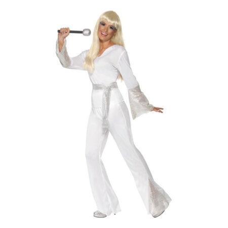 agnetha abba kostume til voksne abba 70erne kostume 70er fest inspiration