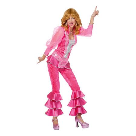 agnetha mamma mia kostume abba udklædning 70er festtøj