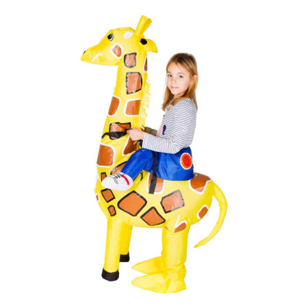 Oppusteligt giraf kostume til børn 450x450 - Giraf kostume til børn