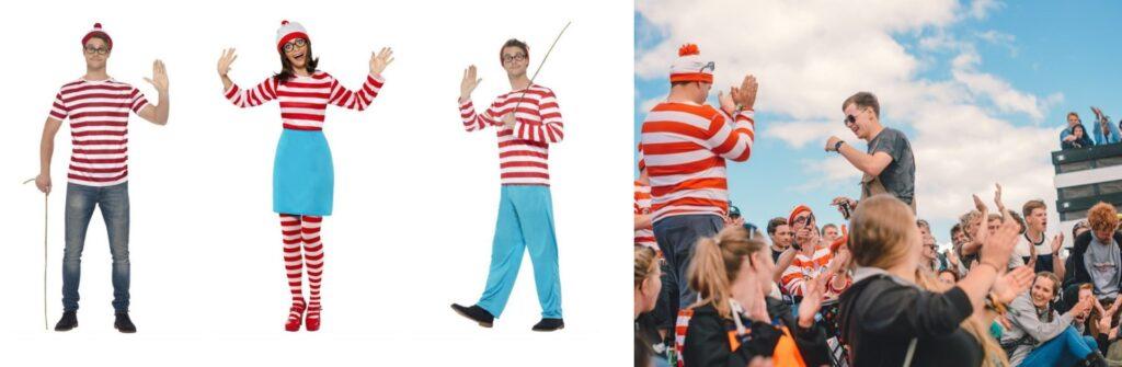 festival kostume find holger kostume find helga kostume til voksne festival udklædning