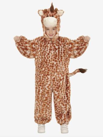 giraf heldragt til børn 339x450 - Giraf kostume til børn
