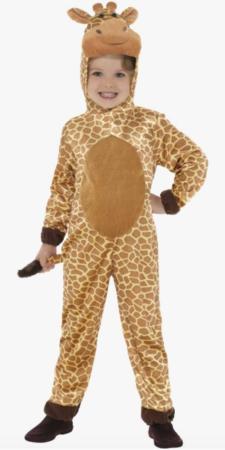 giraf kostume til børn 225x450 - Giraf kostume til børn