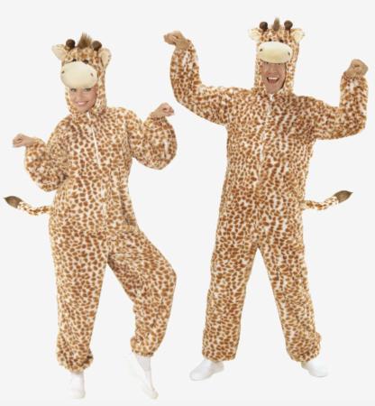giraf voksen kostume 416x450 - Giraf kostume til voksne