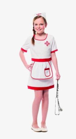 fint sygeplejeske kostume barn