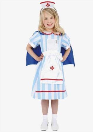 sygeplejeske kostume til børn sygeplejeske kostume til pige