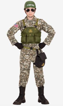 Skærmbillede 2019 07 06 kl. 16.17.26 270x450 - Soldat kostume til børn