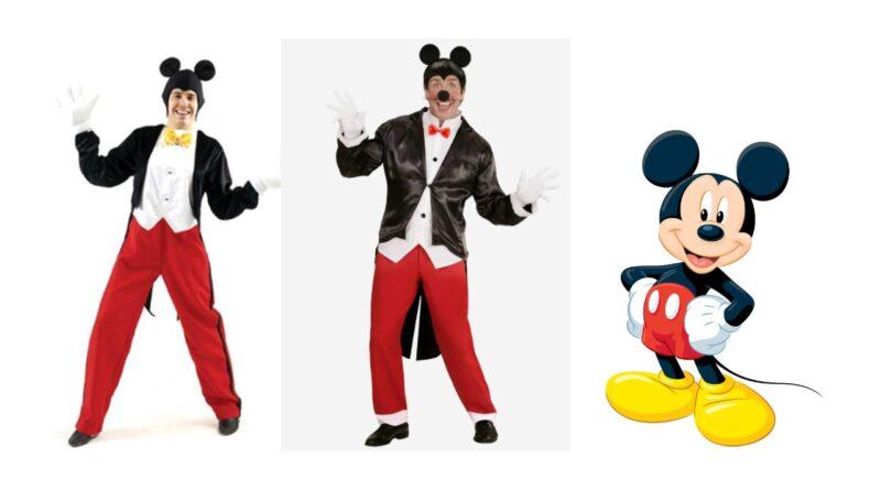 mickey mouse kostume til mænd mickey mouse voksenkostume 800x445 - Mickey Mouse kostume til voksne