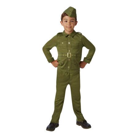 soldat børnekostume 450x450 - Soldat kostume til børn