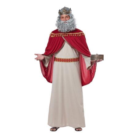 kong melchior kostume til voksne jødisk konge kostume til voksne vismand kostume
