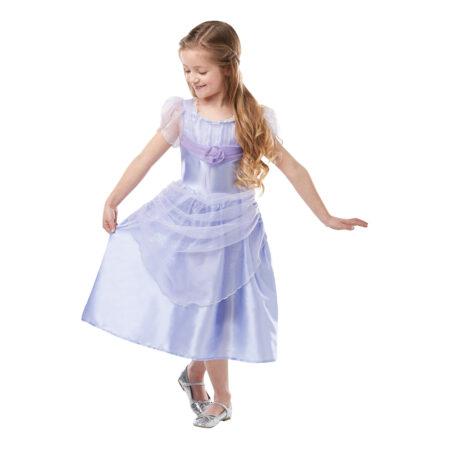 clara lavender kjole til piger clara lavender børnekostume nøddeknækkeren kostume til børn