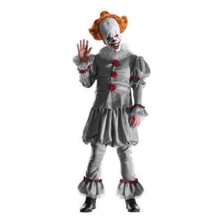 Pennywise kostume 450x450 - Pennywise kostume til voksne