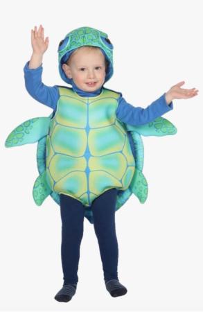 Skærmbillede 2019 08 18 kl. 11.29.42 293x450 - Skildpadde kostume til børn og baby