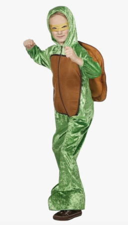 Skildpadde kostume til børn 257x450 - Skildpadde kostume til børn og baby