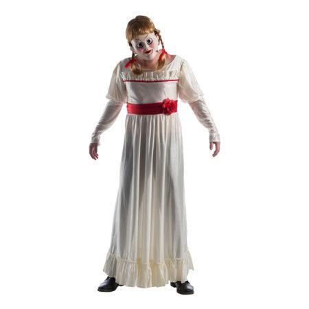 annabelle kostume til voksne 450x450 - Annabelle kostume til voksne