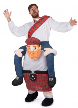 carry me skotte kostume  325x450 - Skotte kostume til voksne