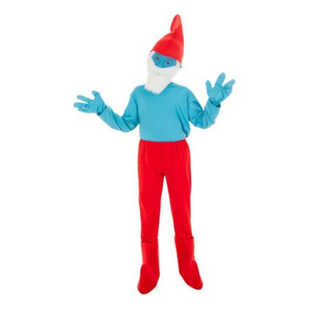 gammelsmølf kostume til børn 450x450 - Smølfe kostume til børn