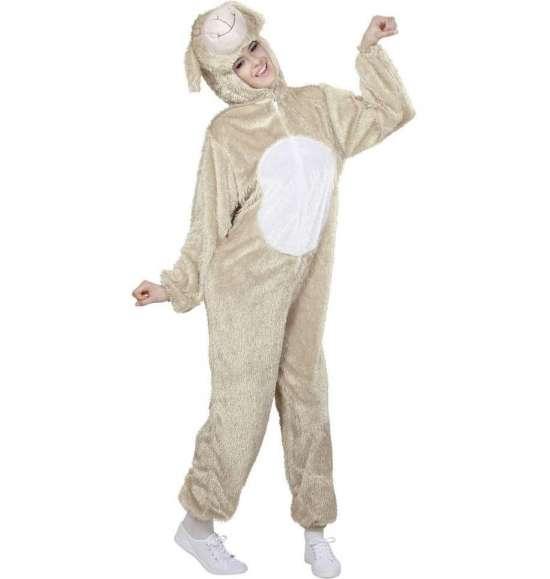 lam kostume til voksne - Får kostume til voksne