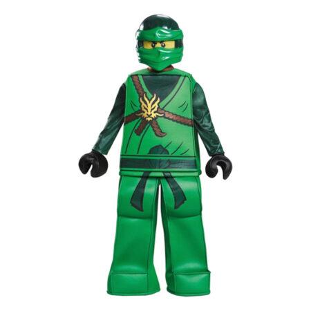 lego lloyd prestige kostume til børn lego ninjago børnekostume fastelavnskostume