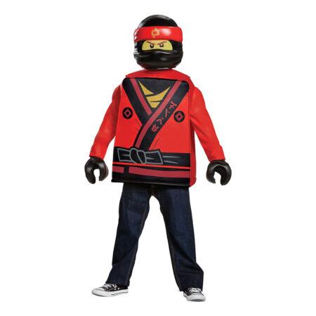 lego ninjago kai kostume til børn