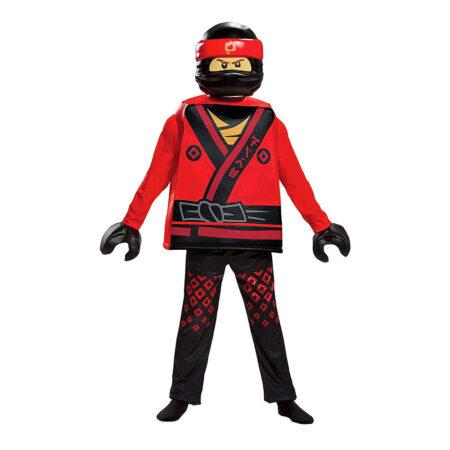 luksus ninjago kai børnekostume