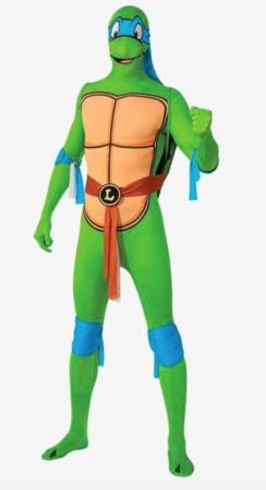 ninja turtles kostume til voksne 244x450 - Ninja Turtles kostume til voksne
