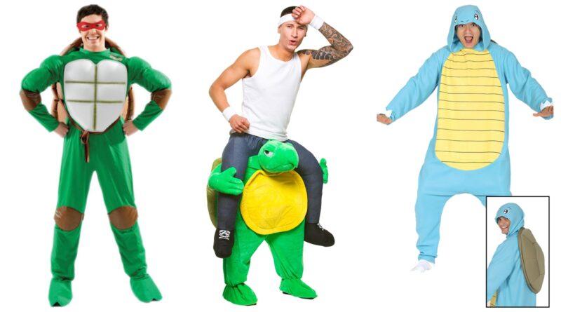 skildpadde kostume til voksne, skildpadde udklædning til voksne, skildpadde voksenkostume, skildpadde kostumer, ninja turtles kostumer til voksne, dyre kostumer til voksne, carry me kostume til voksne, grønne kostumer til voksne, blå kostumer til voksne, skildpadde kostume tilbud