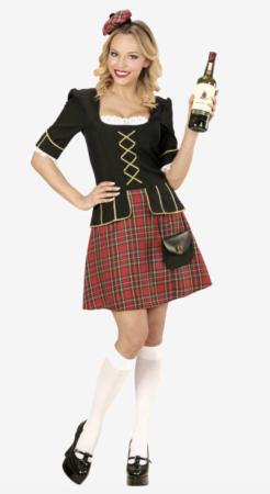 skotte kostume til kvinder 246x450 - Skotte kostume til voksne