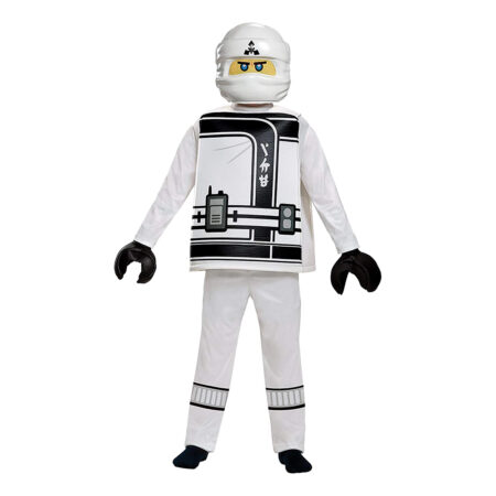 zane kostume til børn lego zane udklædning til fastelavn