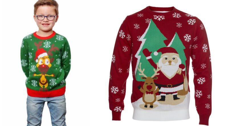 jule sweater til børn, julesweater til børn, jule trøjer til børn, julebluser til børn, jule sweater med julemand, jule sweater med rensdyr, jule sweater med snemænd, julesweater med rudolf, jule sweater til børn budget, juletøj til børn, julekostumer til børn, tøj til juleafslutning, tøj til juleaften 2019,