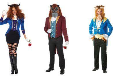 Udyret kostume til voksne