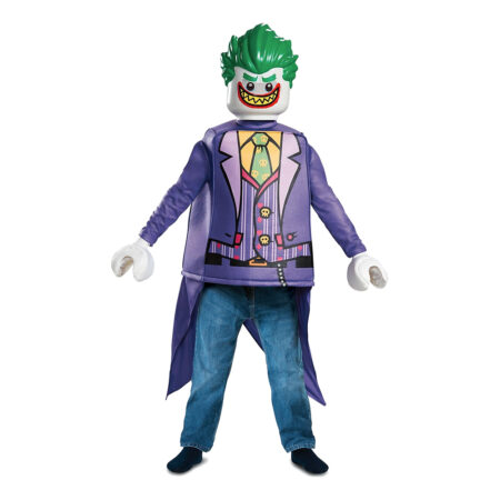 billigt børnekostume jokeren kostume budget halloween kostume