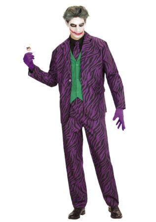 ond joker kostume til mænd halloween kostume DC Comics kostume til voksne