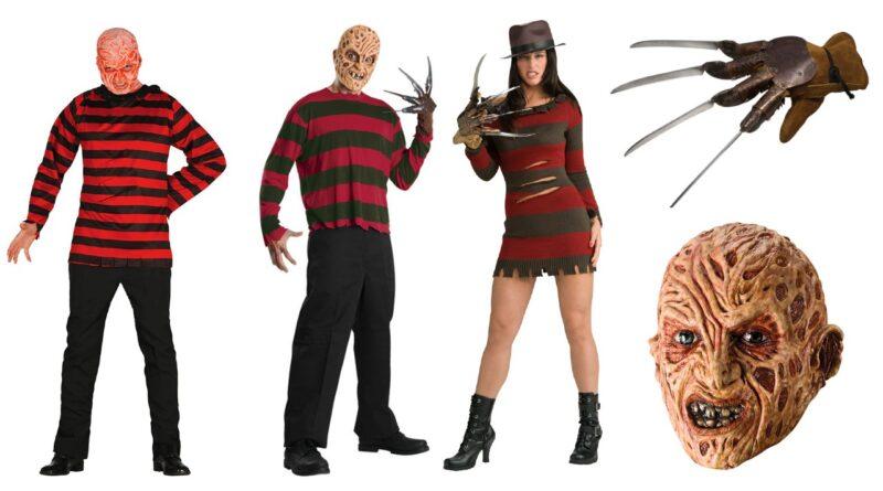 Freddy krueger kostume til voksne nightmare on elmstreet kostume til voksne 800x445 - Freddy Krueger kostume til voksne