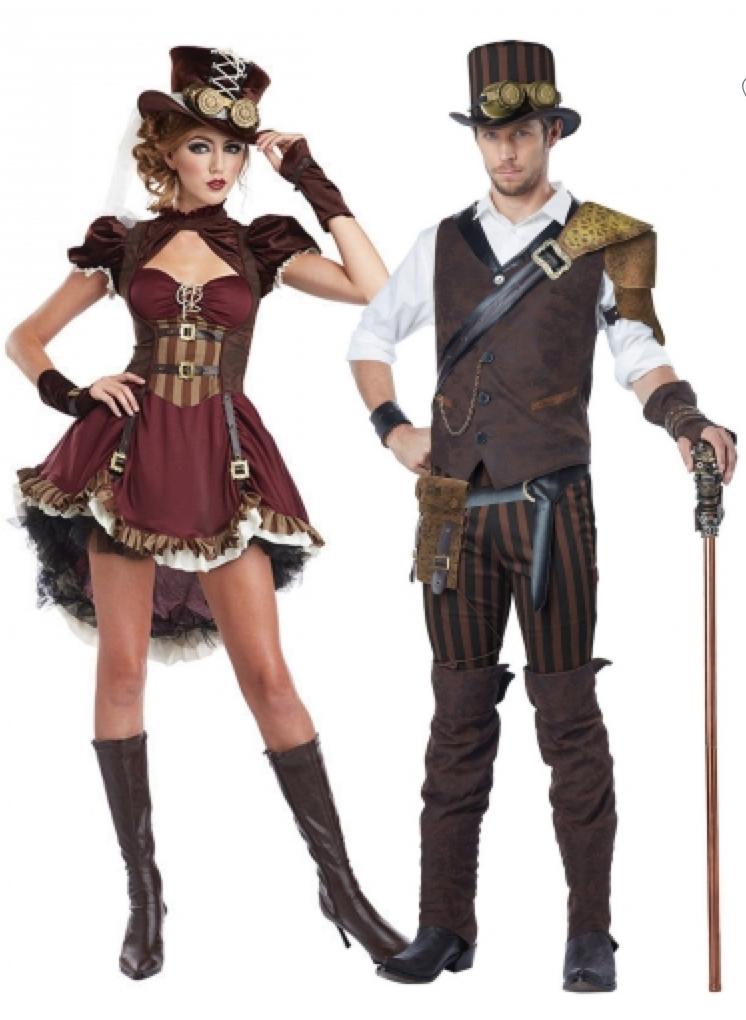 Skærmbillede 2019 10 11 kl. 09.37.03 - Halloween par kostume til voksne